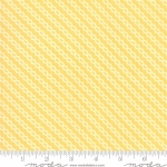 MODA FABRICS - Strawberry Jam - Stripe Sunshine