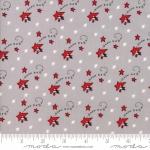 MODA FABRICS - Merry Merry Snow Days - Grey