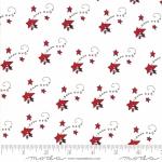 MODA FABRICS - Merry Merry Snow Days - Snow