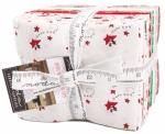 Merry Merry Snow Days Fat Quarter Bundle by Bunny Hill Designs Moda Precuts
