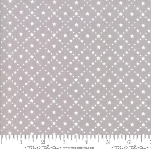 MODA FABRICS - Merry Merry Snow Days - Grey