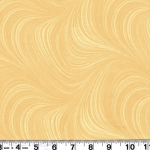 BENARTEX - A Wildflower Meadow - Wave Texture - Yellow