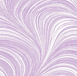 BENARTEX - Pearlescent Wave Texture - Lavender