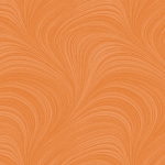 BENARTEX - Pearlescent Wave Texture - Orange