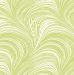 BENARTEX - Pearlescent Wave Texture - Lime