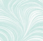 BENARTEX - Wave Pearlescent Texture - Jackie Robinson - Ice Blue