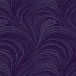 BENARTEX - Pearlescent Wave Texture - Grape