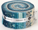 Andover - Royal Blue 2.5 Inch Roll by Laundry Basket