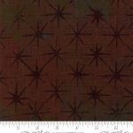 MODA FABRICS - Grunge - Seeing Stars - Hot Cocoa