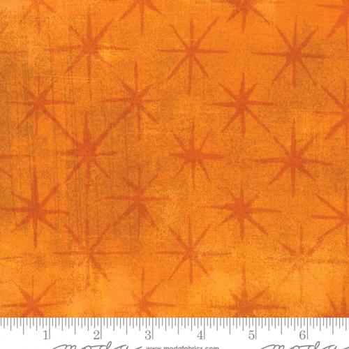 MODA FABRICS - Grunge - Seeing Stars -Yellow Gold
