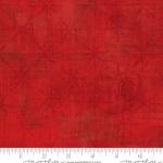 MODA FABRICS - Grunge - Seeing Stars - Red - #1284
