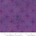 MODA FABRICS - Grunge - Seeing Stars - Grape