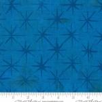 MODA FABRICS - Grunge - Seeing Stars - Sapphire
