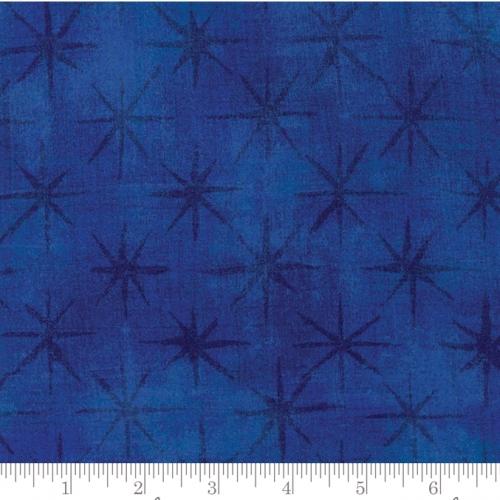 MODA FABRICS - Grunge - Seeing Stars - Surf Web