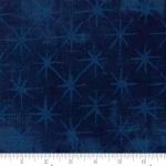 MODA FABRICS - Grunge - Seeing Stars - Navy