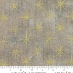 MODA FABRICS - Grunge - Seeing Stars Metallic -  Gray Couture - #1277