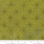 MODA FABRICS - Grunge - Seeing Stars - Kelp