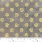 MODA FABRICS - Grunge Hits The Spot Metallic - Grey Couture