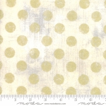 MODA FABRICS - Grunge Hits The Spot Metallic - Creme