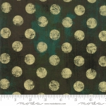 MODA FABRICS - Grunge Hits The Spot Metallic - Christmas Green