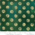 MODA FABRICS - Grunge Hits The Spot Metallic - Pine