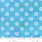 MODA FABRICS - Grunge - Hits The Spot - Blue - #1007