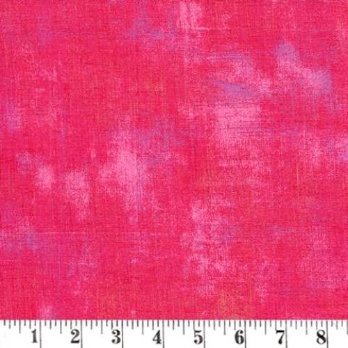 MODA FABRICS - Grunge - Raspberry