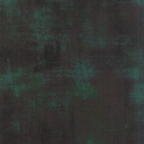 MODA FABRICS - Grunge - Christmas Green