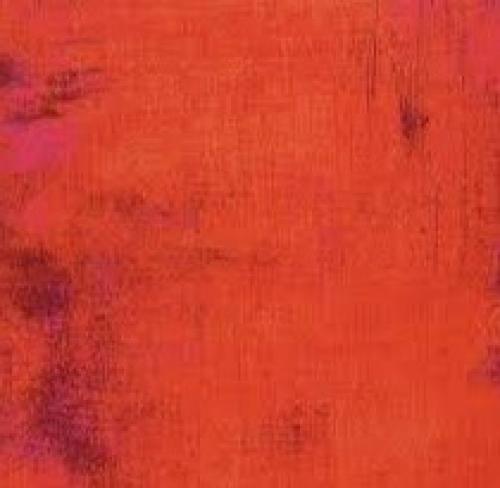 MODA FABRICS - Grunge - Cinnabar