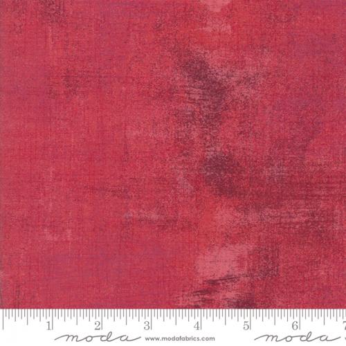 MODA FABRICS - Grunge - Rapture Rose