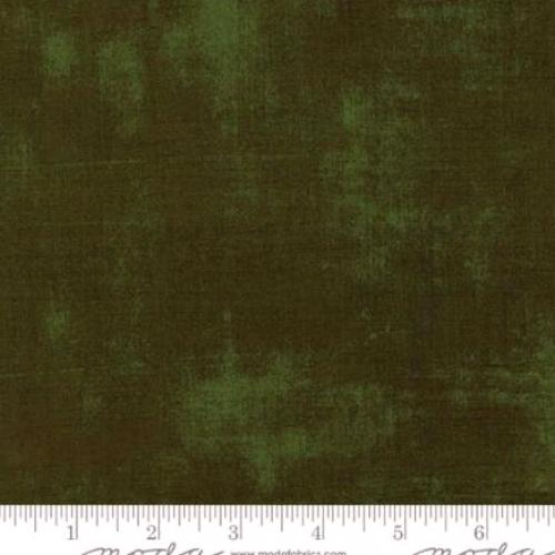MODA FABRICS - Grunge - Rifle Green