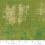 MODA FABRICS - Grunge Metallic - Zesty Apple
