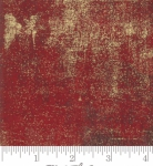 MODA FABRICS - Grunge Metallic - Red Berry
