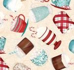 WILMINGTON PRINTS - Cuppa Cocoa