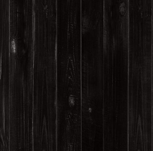 WILMINGTON PRINTS - Happy Gatherings - Wood Black