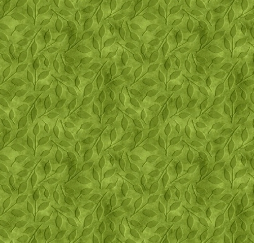 WILMINGTON PRINTS - Happy Gatherings - Tonal Leaves Green