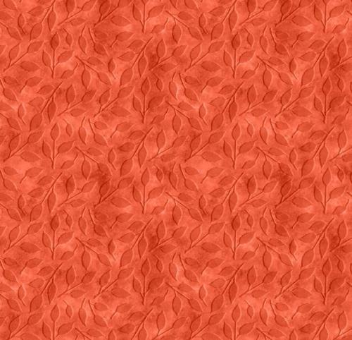 WILMINGTON PRINTS - Happy Gatherings - Tonal Leaves Red