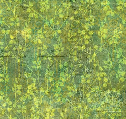 WILMINGTON PRINTS - Jardin Du Soleil - Green
