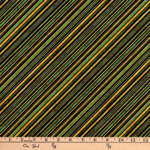 WILMINGTON PRINTS - Jardin Du Soleil - Stripes