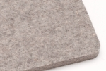 Premium Gray Wool Medium Pressing Mat