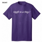 Women's T-Shirt - Purple Small