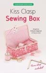 Kiss Clasp Sewing Box Kit Pattern w/ Clasp by Kristyne Czepuryk