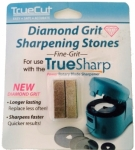 TrueSharp Fine Grit Replacement Sharpening Stones