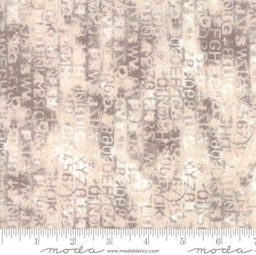 MODA FABRICS - Metropolis - Cipher Marble