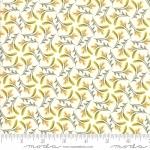 MODA FABRICS - Nova - Blossoms Bleached Linen