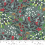MODA FABRICS - Kringle Claus - Blue Spruce