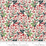 MODA FABRICS - Kringle Claus - Snow