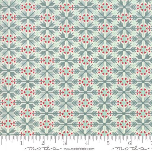 MODA FABRICS - Kringle Claus - Snow