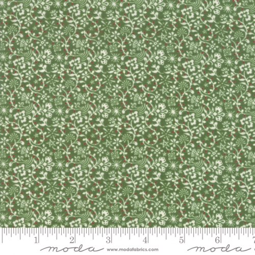 MODA FABRICS - Kringle Claus - Holly