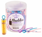 Bobbin Buddies Clip - Jar 120 pcs by The Gypsy Quilter